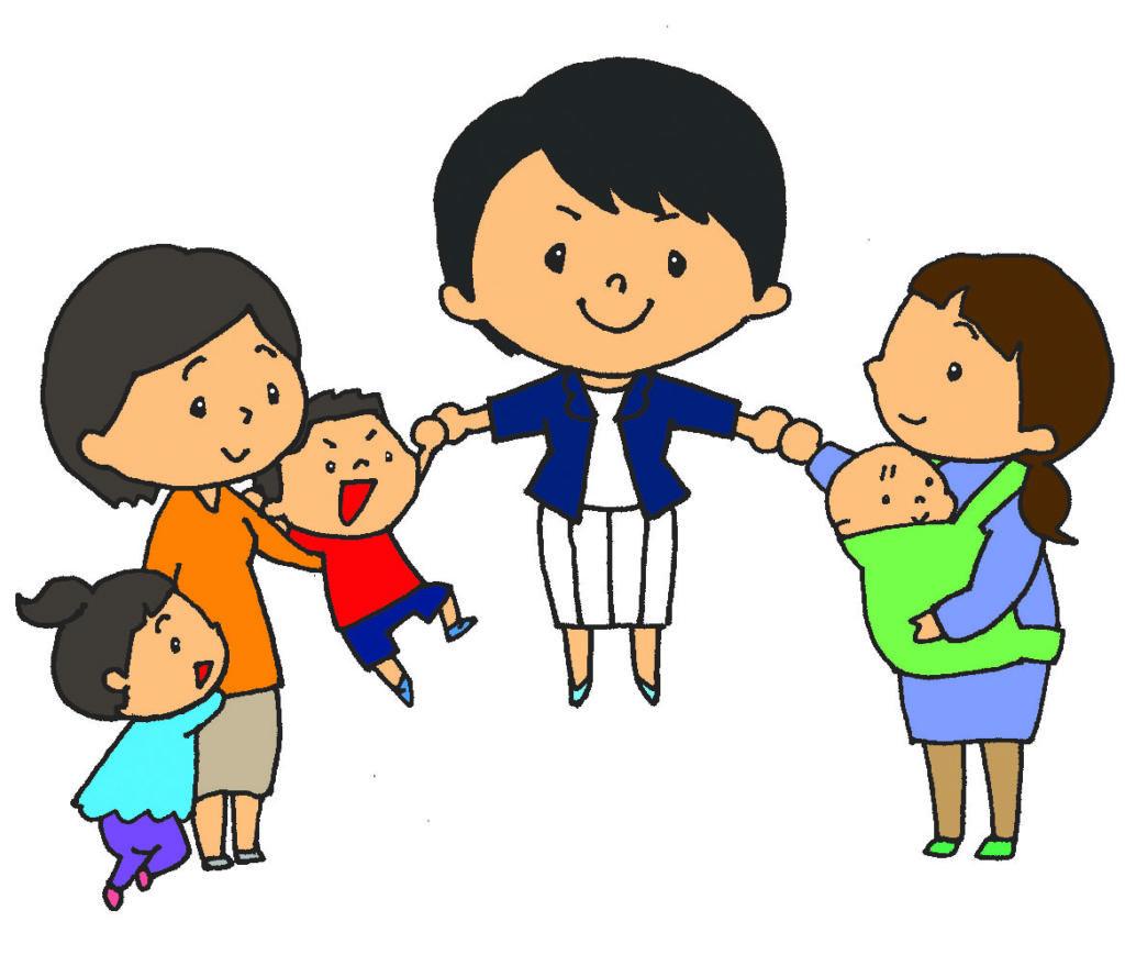 仙台市太白区 いのまた由美 「誰も一人にしない」「子育てしやすいまちづくり」